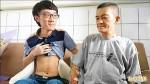 孝子捐肝救父 秀出愛的疤痕「Lexus」