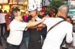 《TAIPEI TIMES 焦點》 Man allegedly cuts young girl's throat