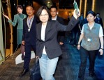 《TAIPEI TIMES 焦點》 Tsai departs for six-city tour of US