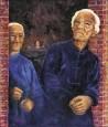 歐陽文綠島畫展 現台灣民主自由歷程