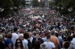 「我們的生活不屬於債權人」希臘上萬人反紓困