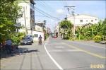 田尾光復路將拓寬 市區路寬驟減