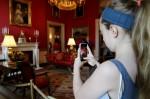 解禁了!遊客參訪白宮時開放拍照