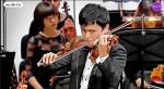古典樂奧運 曾宇謙小提琴奪銀