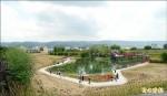 建多功能滯洪池 打造「員林秋紅谷」