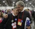 美聖公會同意 同性伴侶可在教堂結婚