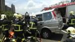 國三南下46公里處車禍  1人無生命跡象、1人受傷