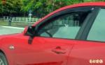 交通新制上路 高市開出首張輪胎紋深度不足罰單