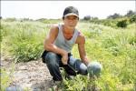 瓜農「善用蟲蟲」 有機耕作護土地