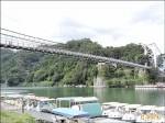 碧潭都更案 位在吊橋古蹟範圍建商擬退縮基地