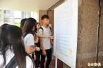 基北區放榜 教育部:全國前三志願錄取率81%