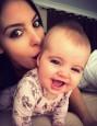 女嬰擁「世界最美藍眼睛」 金卡黛珊也成粉絲