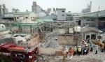南韓化學工廠大爆炸 已造成6死1傷