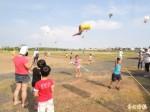 放風箏畫風箏 親子共享風的洗禮