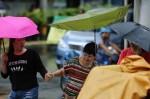 輕颱蓮花過境 菲律賓北部11鎮淹水斷電
