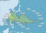 颱風三箭齊發 「蓮花」外圍今起影響台灣