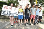 《TAIPEI TIMES 焦點》 Ministry fortifies building ahead of student protests