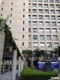 台北市政府建管處使用科 清晨疑遭砸窗縱火