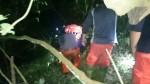 婦人巡水墜山谷 警消漏夜搜山尋獲遺體