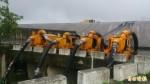 海上颱風警報發布 高雄整備以待