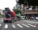行車未禮讓!復康巴士與預拌混凝土車相撞 4人受傷