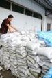 「蓮花」颱風進逼 台南易淹水區沙包備戰