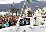 教宗訪厄瓜多