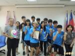 新竹高商體育老師鄭玉珠  獲杏壇芬芳獎