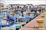 蓮花逼近 266艘船進港避颱