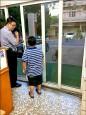 黑狗發情「騎」上身 9歲童衝進警所求救
