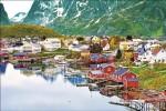 屏息癡望挪威仙境─羅浮敦群島