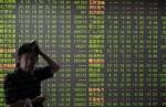 4成股票停牌!中國股市開盤再暴跌8%