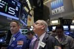 IMF籲暫緩升息 美股劇烈震盪反彈收紅