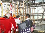 日式官舍復舊 日本師父祈福