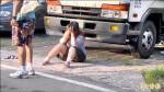 求不回前妻 狠男抱2歲兒燒炭雙亡