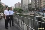 觀摩新莊中港大排 盼各縣市都有「清溪川」