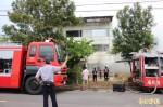 新埔楊新路住宅火警 幸無人受困受傷
