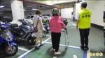 三重溪美立體停車場地下身障機車位 無電梯可上樓