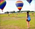 周佩樺帶男友遺願環島 搭熱氣球圓兩人夢