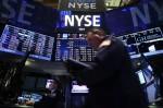 企業財報利多激勵 美股收盤勁揚
