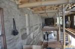 535位志工花9個月蓋出「青林書屋」 全台第一棟鋼構土磚屋