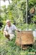 廢物利用 椰絲變盆栽椰土做肥料