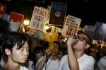 「人生完了?」 參加抗議活動 日學生憂就職受影響