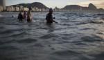 里約奧運水上競賽 水質不佳恐害病