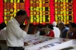 尾盤急殺 中國股市跌逾2%