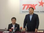自救!F-TPK董座江朝瑞買進自家股票300張