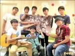 沐風10年 受助學生自彈自唱感恩