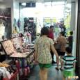 花蓮市中心金三角攤販占騎樓營業 下月執行清道