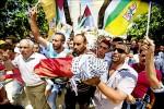 巴勒斯坦1歲童 遭猶太人燒死