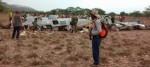 閃電擊中? 哥倫比亞軍用機墜毀 11人死亡